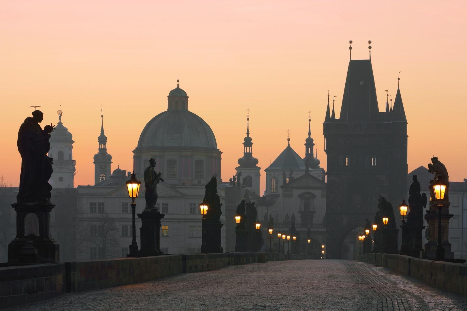 Prague capitale art