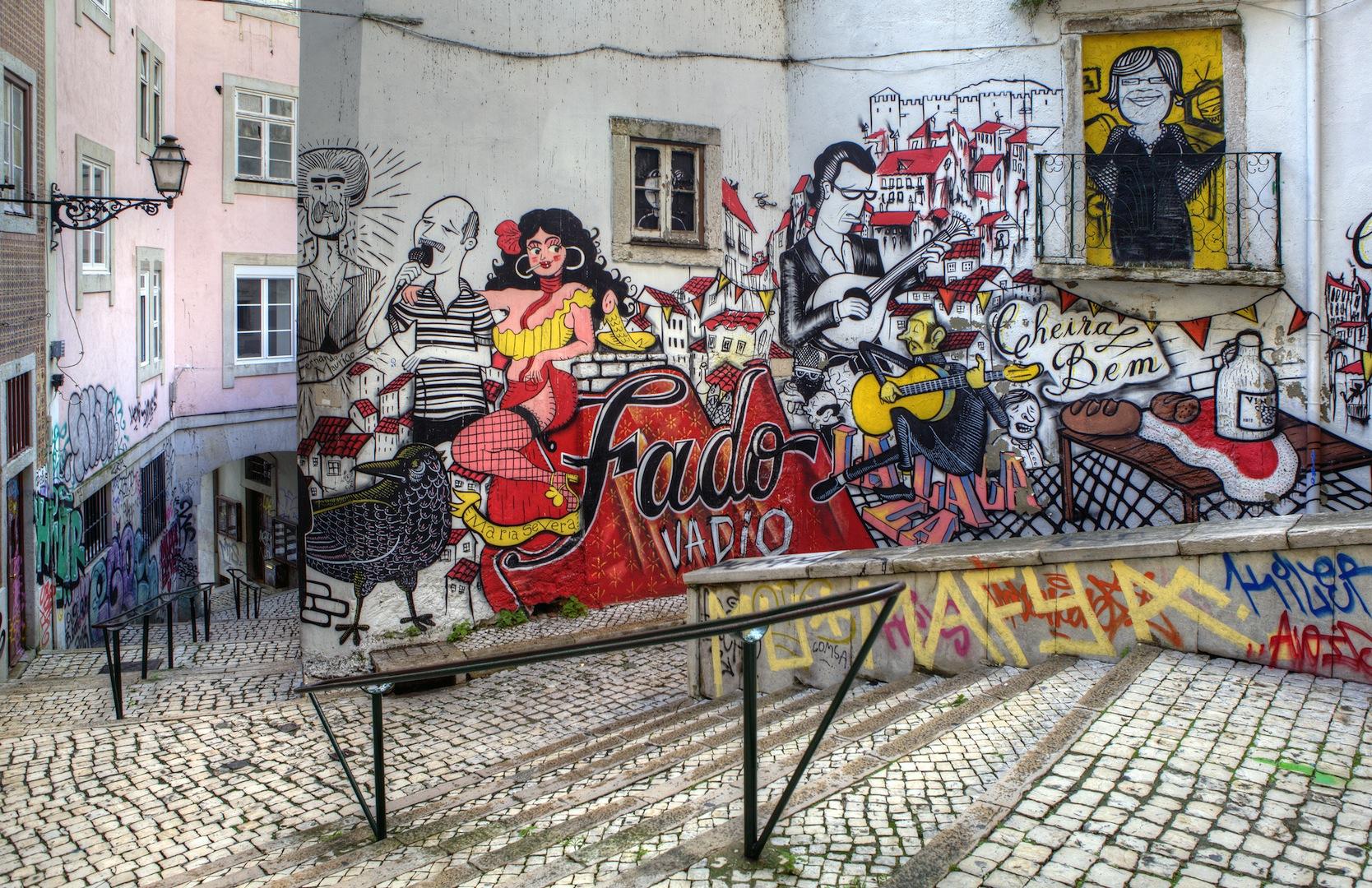 fado - Lisbon