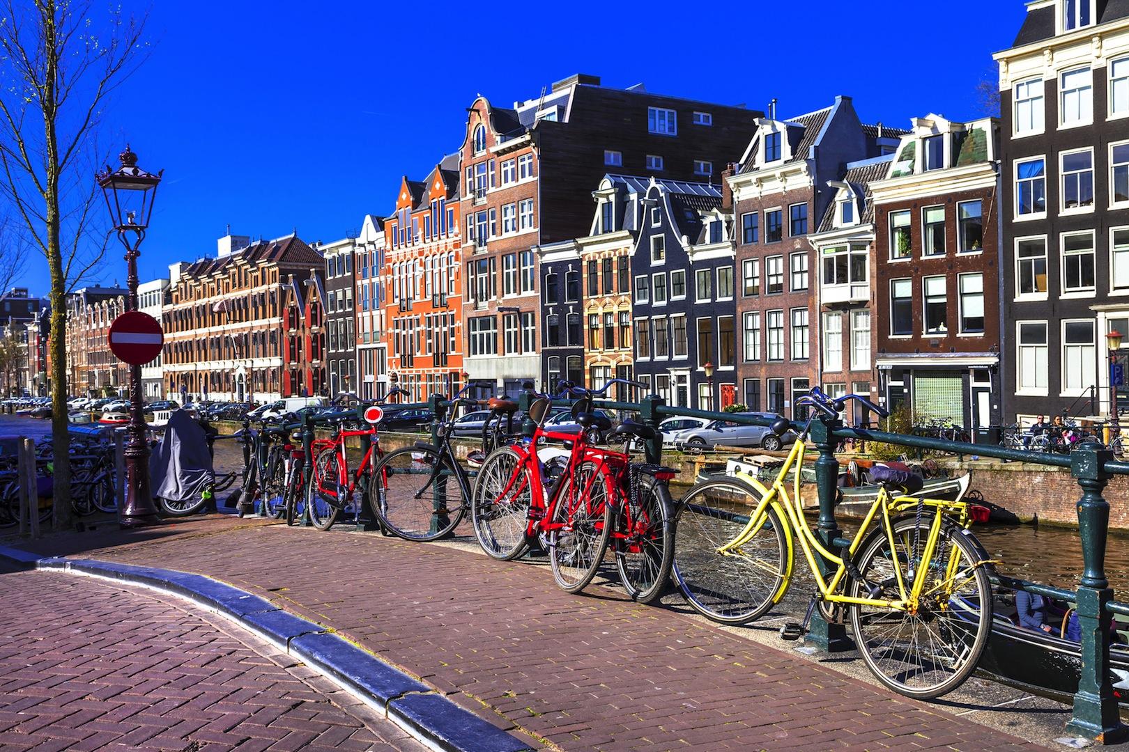 Amsterdam, capitale de l'écologie en Europe