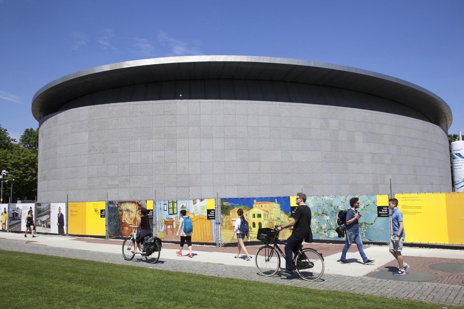 S-Amsterdam-VanGoghMuseumTour