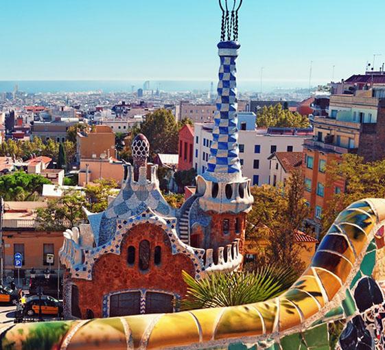Antoni gaud g nie de la mosa que barcelone unique for Barcelona jardin gaudi