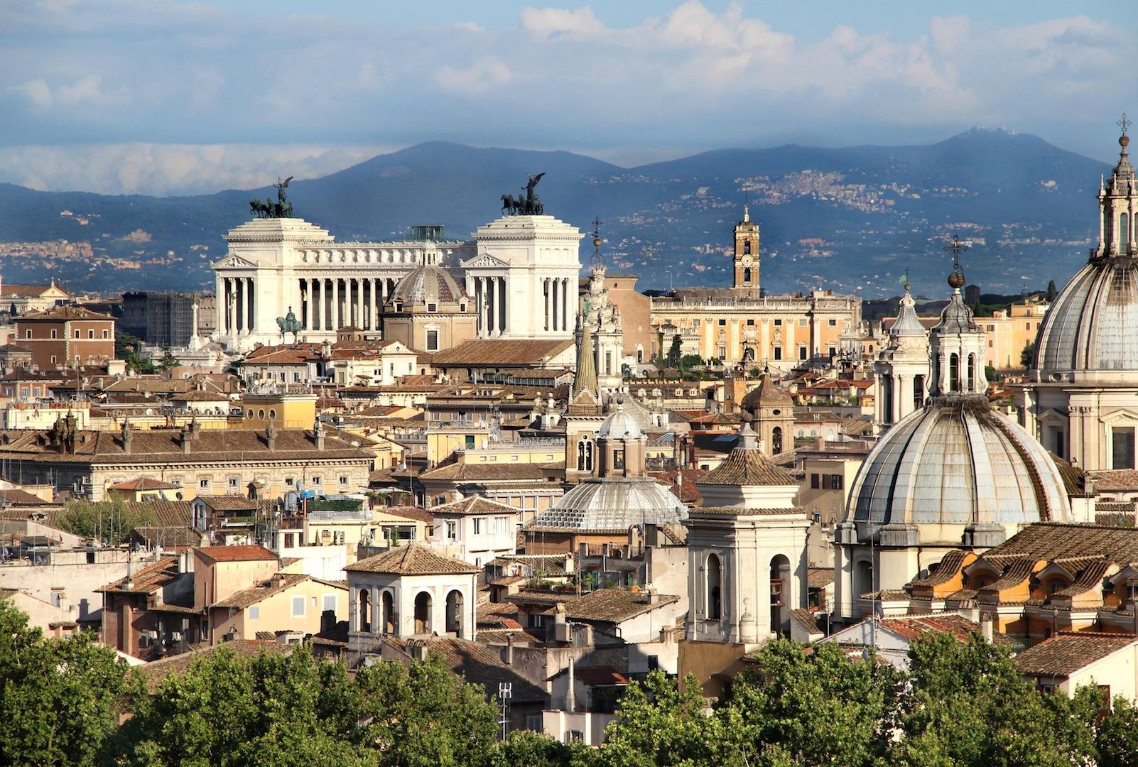 Rome, capitale aux milles églises