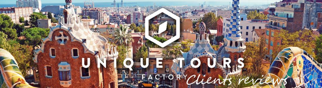 Clients reviews on UniqueToursFactory