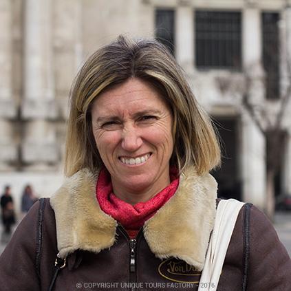 Fausta, guide privée à Milan pour UniqueToursFactory