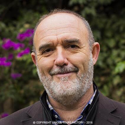Gregorio, guide privé à Barcelone pour UniqueToursFactory