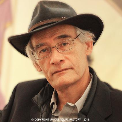 Jacques, guide privé à Nice et sur la Côté d'Azur pour UniqueToursFactory