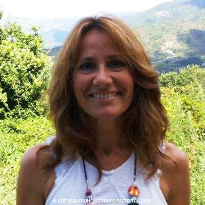 Tiziana, private guide in Rome for UniqueToursFactory