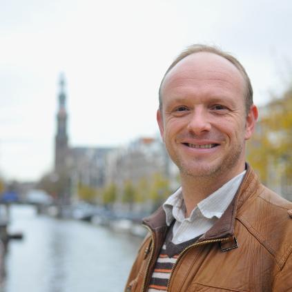 Tom, private guide in Amsterdam for UniqueToursFactory