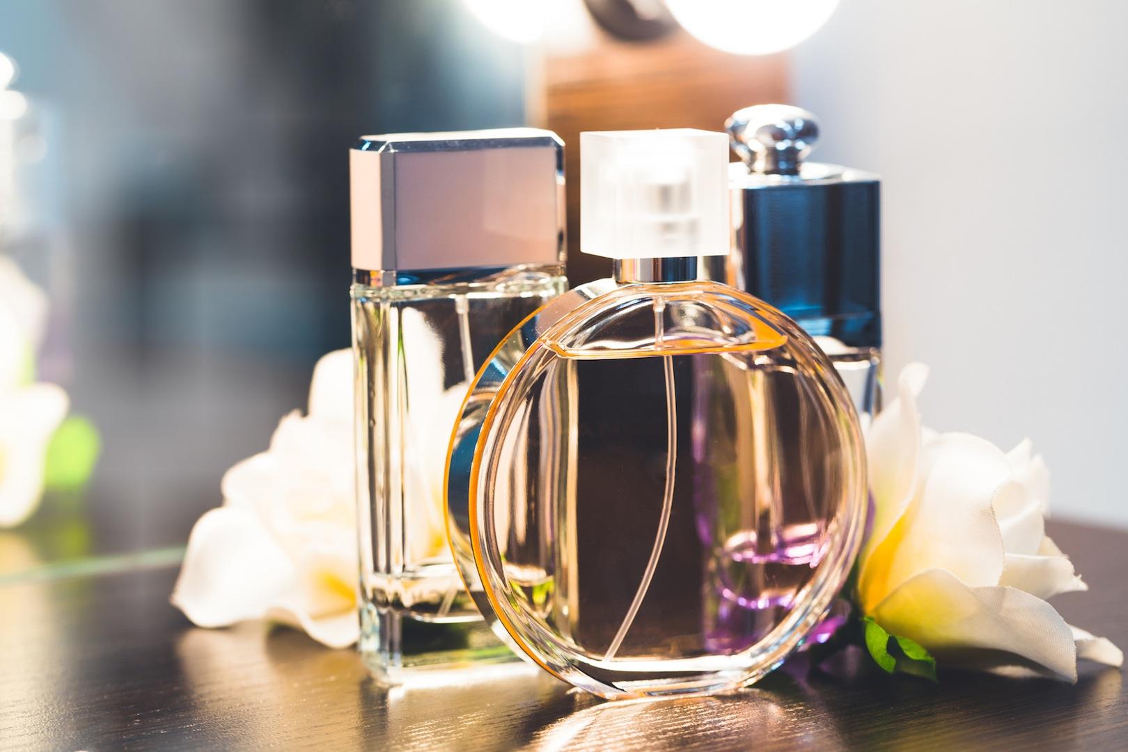 Perfume capitals europe