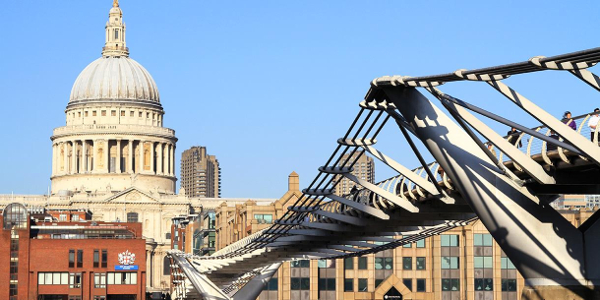 Private tour in London, Saint Paul highlights