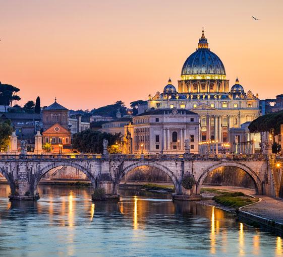 unique tours factory Europe Rome