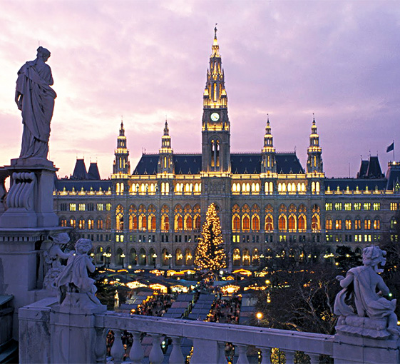 Private tour in Vienna, Christmas