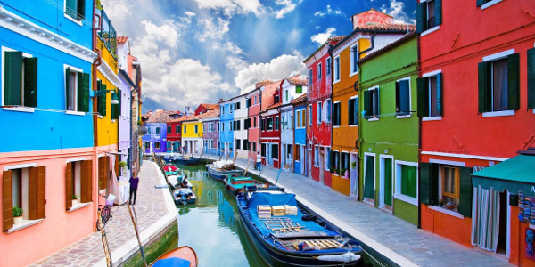 Private tour in Venice, cycling and photography tour