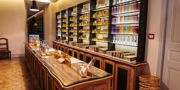 Grasse and perfume private tours
