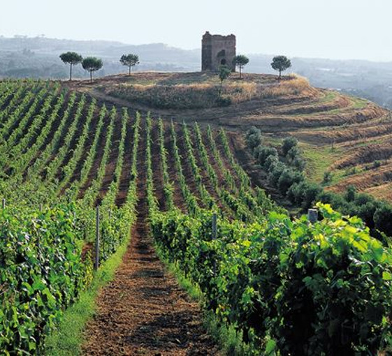 Rome countryside