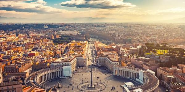 Le Vatican Etat Le Plus Petit Et Le Plus Puissant Du Monde Unique