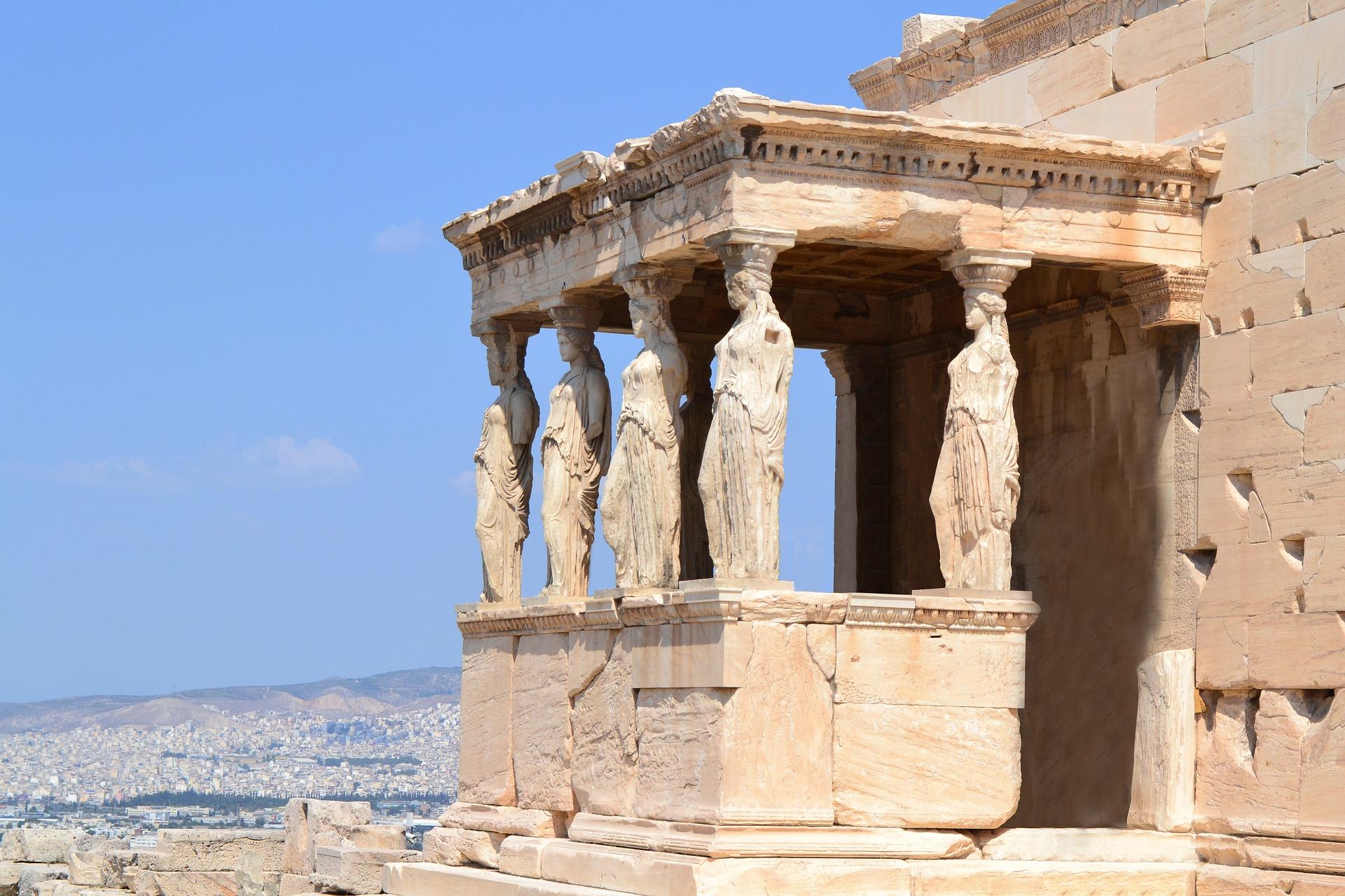 Athenes cité des dieux