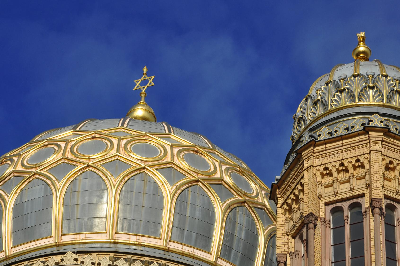 Jdische Synagoge Berlin