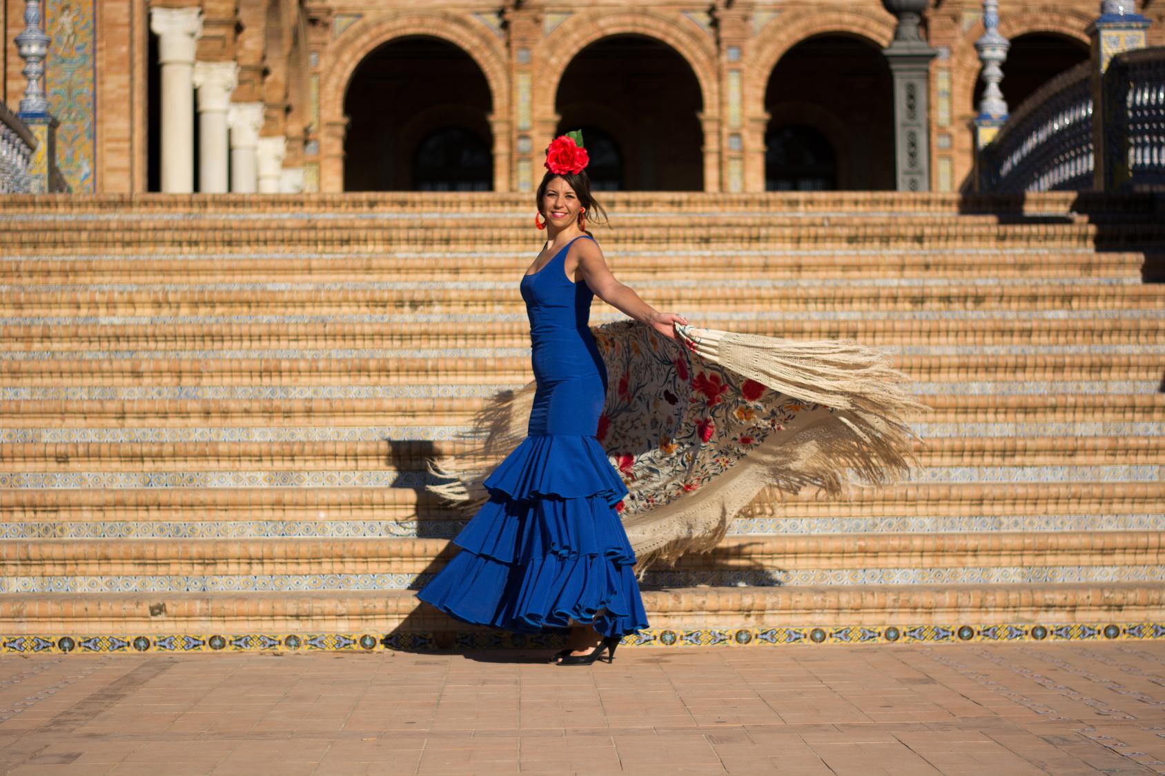 Seville reine de l'andalousie