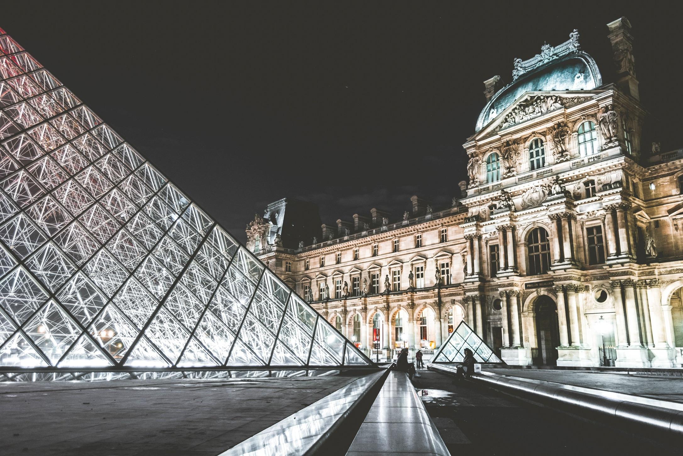 Louvre musée paris