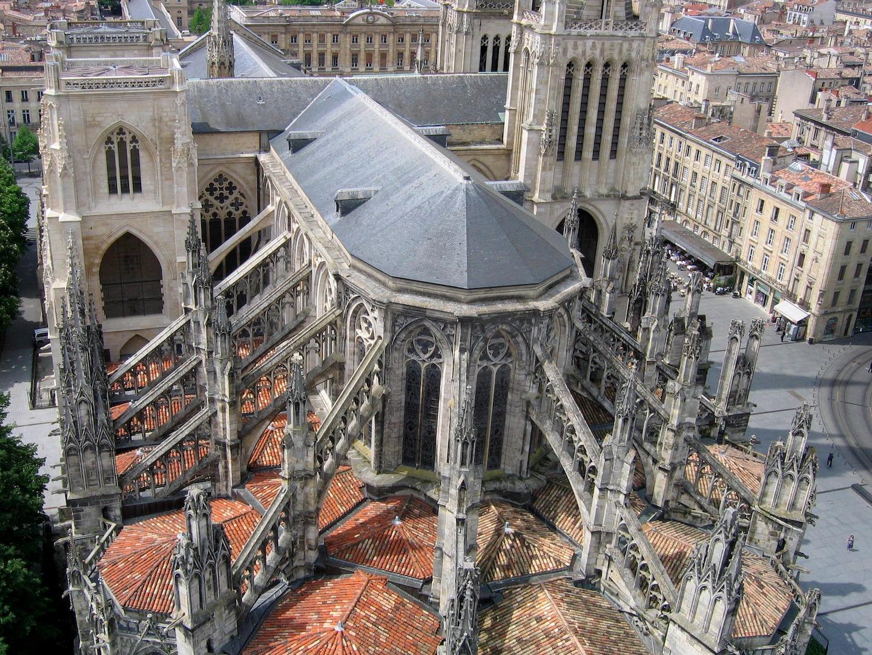 Cathédrale Saint-André Bordeaux