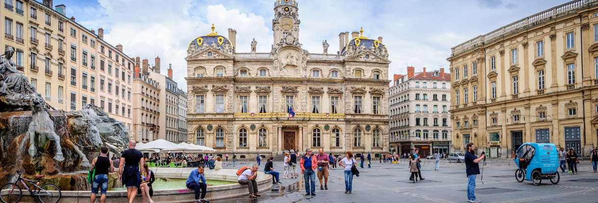 Private guided tours in Lyon
