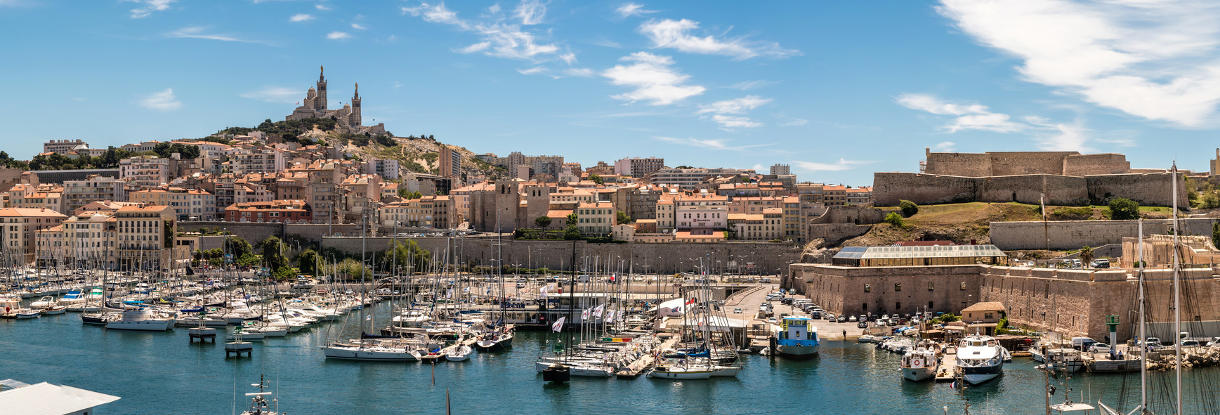 Private and guided tours in Marseille and Provence