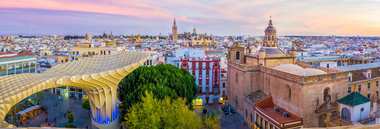 Private guided tours in Seville