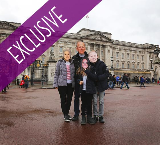 Private Royal Family tour in London with a chocolate workshop