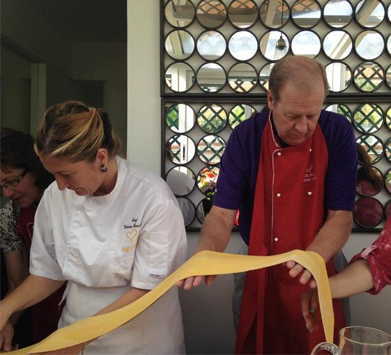 Private pasta-making tour in Rome
