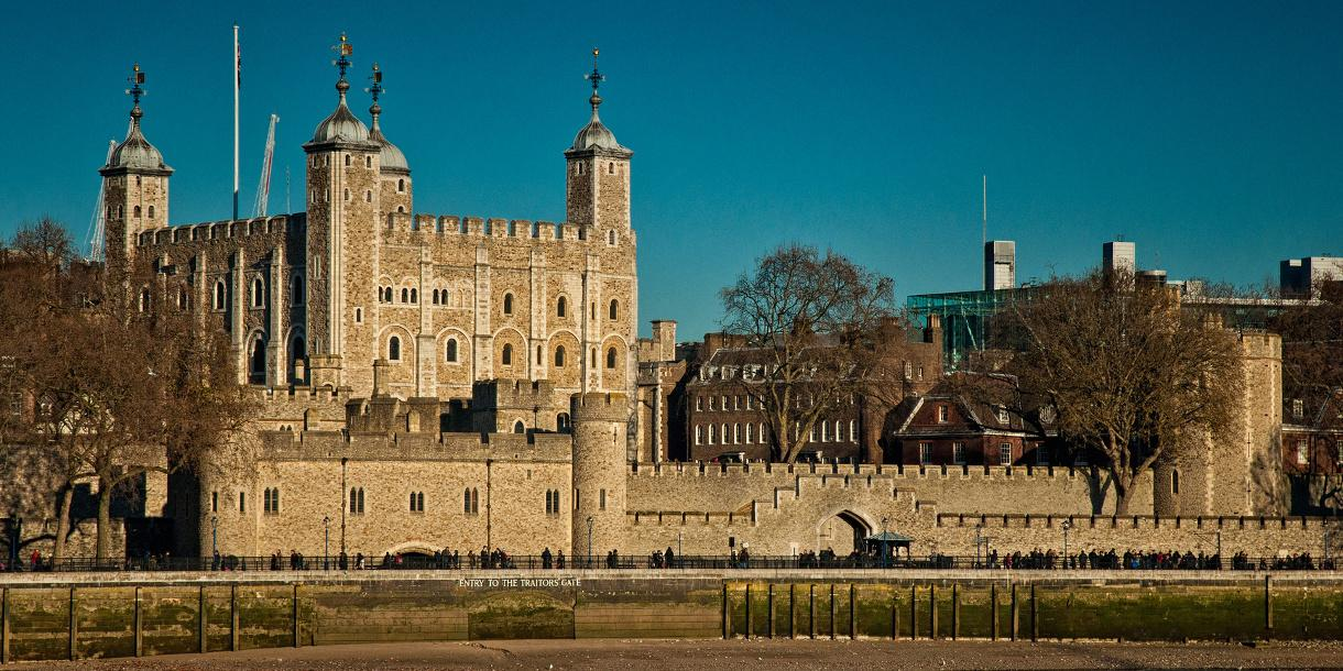 Private family tour of the Tower of London