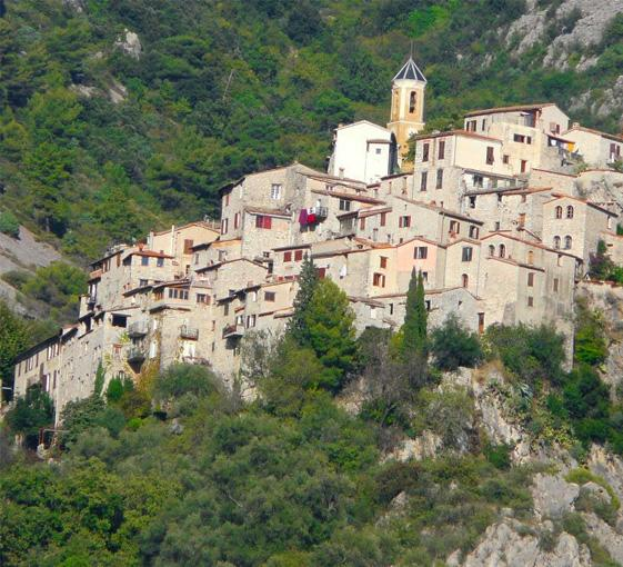 Private tour of Peille and Peillon in French Riviera