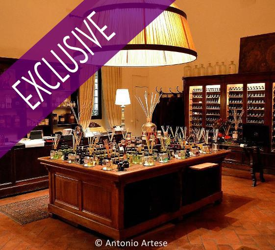Private history tour about perfume in Florence