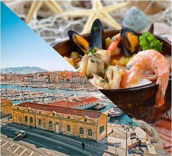 Private food tour in Marseille
