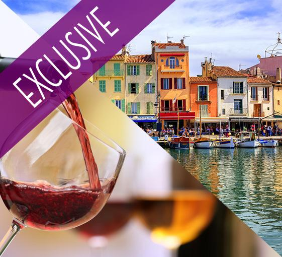Private gastronomy tour with a wine tasting and oenology corse in Cassis near Marseille