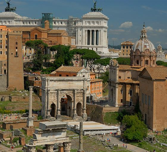 Private ancient and renaissance tour in Rome