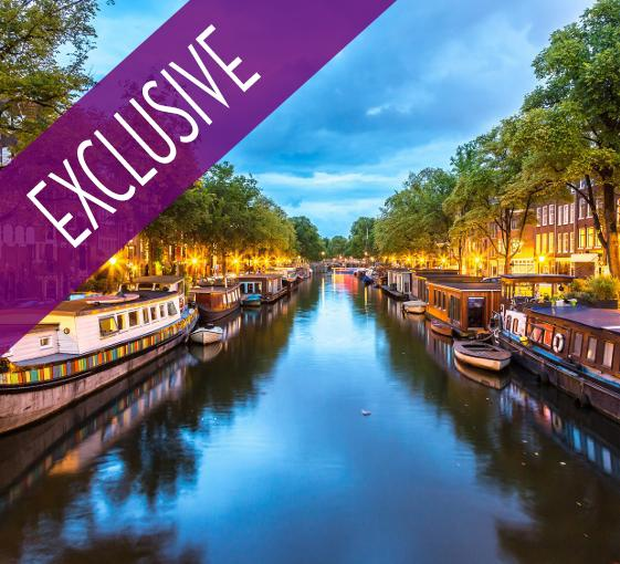 Private tour like a local in Amsterdam