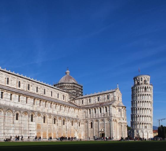 Private highlights tour in Pisa and Florence