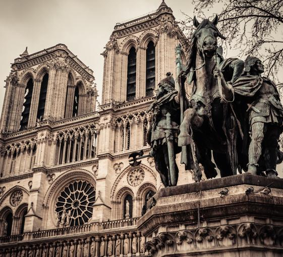 Private tour of Notre-Dame in Paris