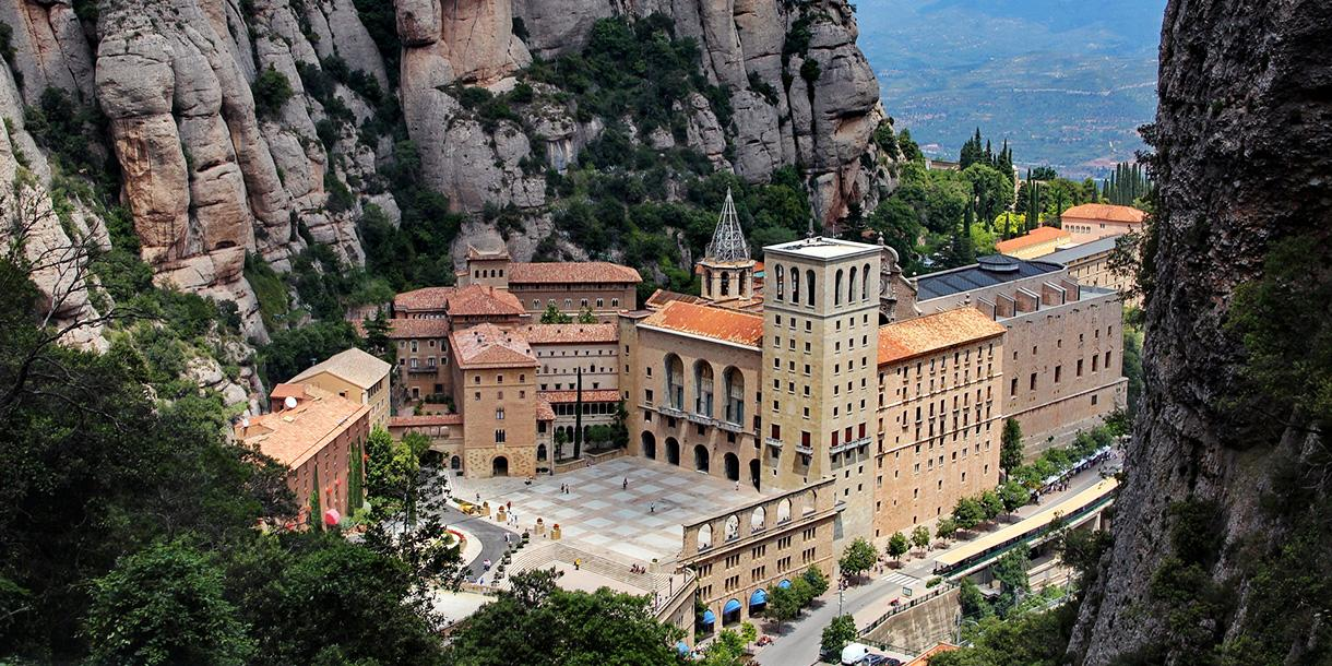 Private tour of Montserrat in Barcelona