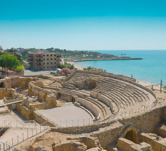 Private tour in Tarragona and Ametlla de Mar from Barcelona