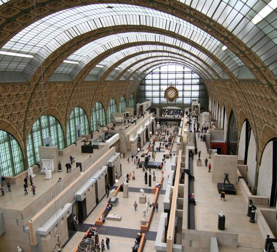 Private Orsay tour in Paris