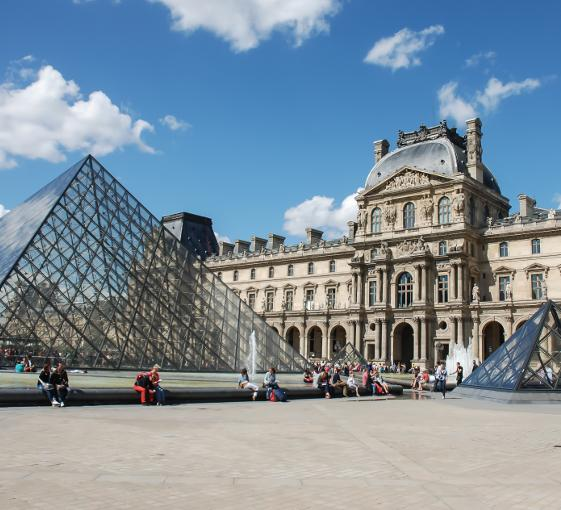 Private Louvre tour in Paris