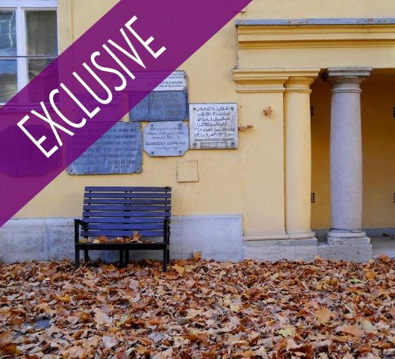 Private hidden city walking tour in Budapest