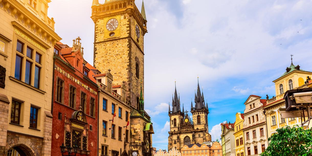 Private highlights tour in Prague