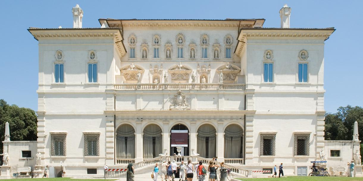 Private family art tour at the Borghese Gallery in Rome