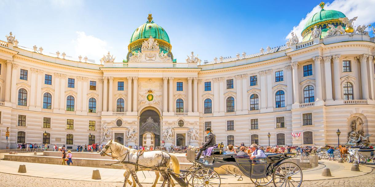 Private history and waltz tour in Vienna