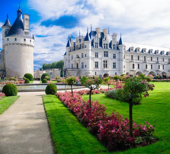 Private tour of the chateaux in Loire Valley