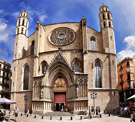 Private walking tour of Barcelona's hidden gems