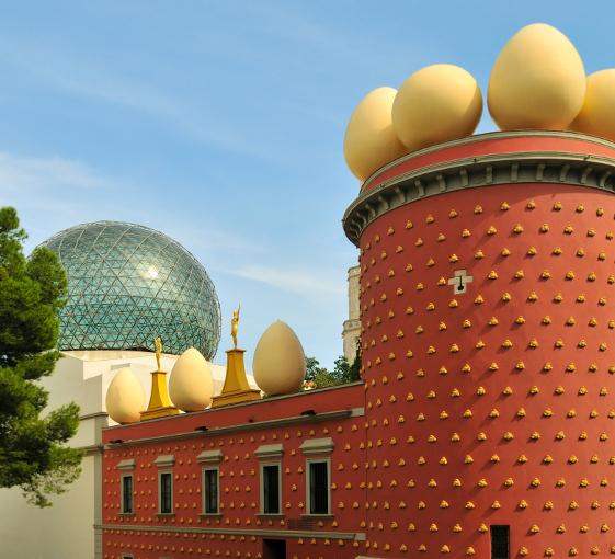 Private tour of Dali in Barcelona